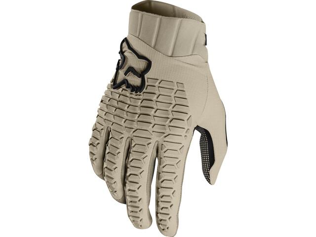 Fox Defend Gloves Herren sand